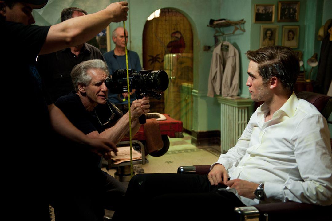 Cosmopolis : Foto David Cronenberg, Robert Pattinson
