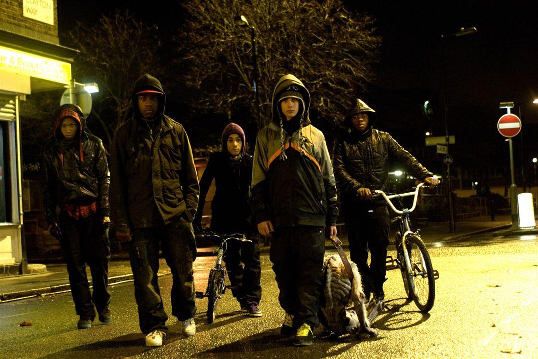 Attack The Block: Joe Cornish, John Boyega, Leeon Jones, Alex Esmail