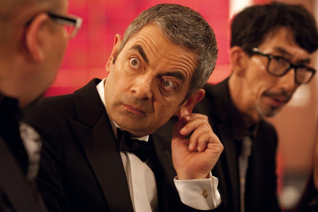 Johnny English Returns: Paul Carr, Rowan Atkinson