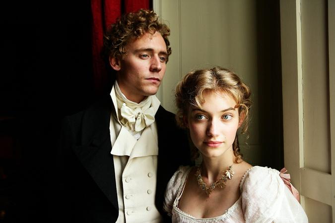 Jane Austen recuerda : Foto Imogen Poots, Tom Hiddleston