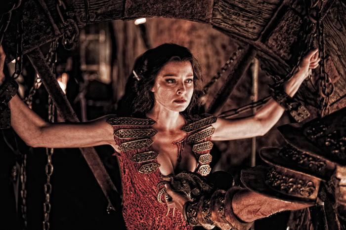 Conan el bárbaro: Rachel Nichols, Marcus Nispel