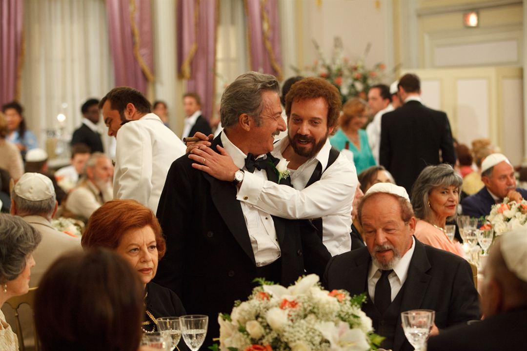 El mundo según Barney : Foto Dustin Hoffman, Paul Giamatti, Richard J. Lewis