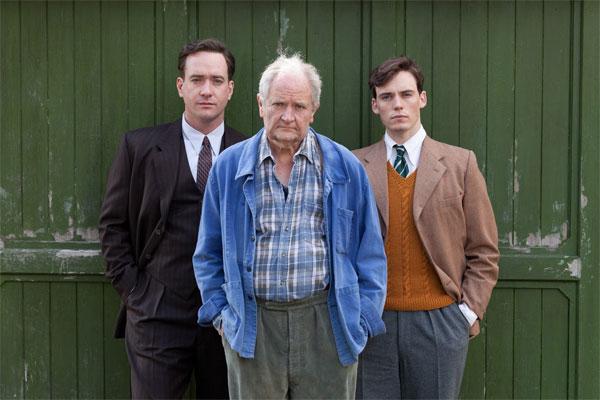 Any Human Heart : Foto Jim Broadbent, Matthew Macfadyen, Sam Claflin