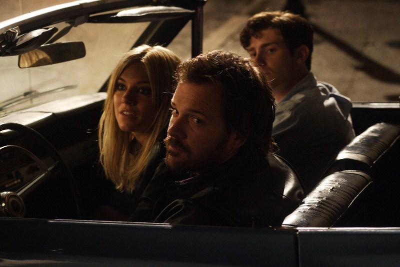 Los misterios de Pittsburgh: Peter Sarsgaard, Jon Foster, Sienna Miller
