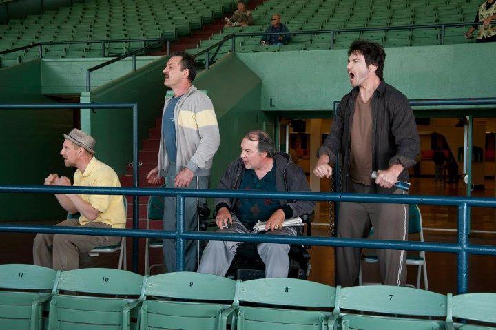 Foto Ian Hart, Jason Gedrick, Kevin Dunn, Ritchie Coster