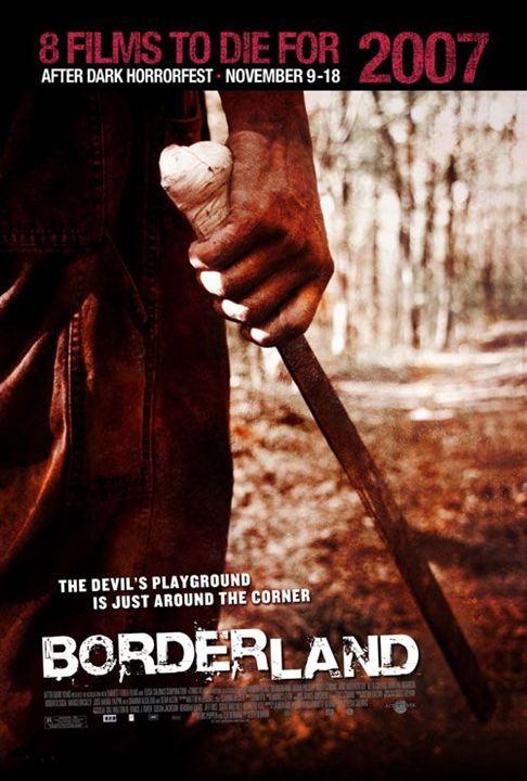 Borderland: Al otro lado de la frontera