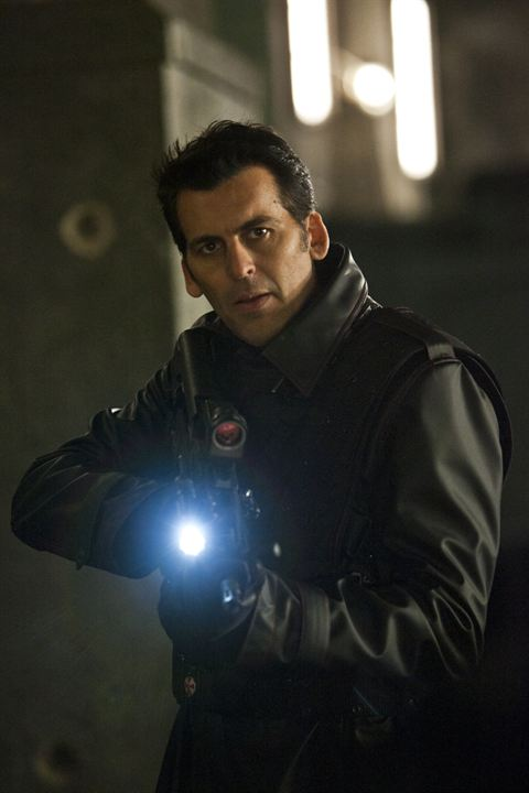 Resident Evil: Venganza: Oded Fehr