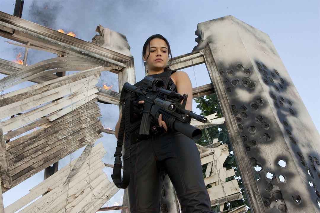 Resident Evil: Venganza: Michelle Rodriguez