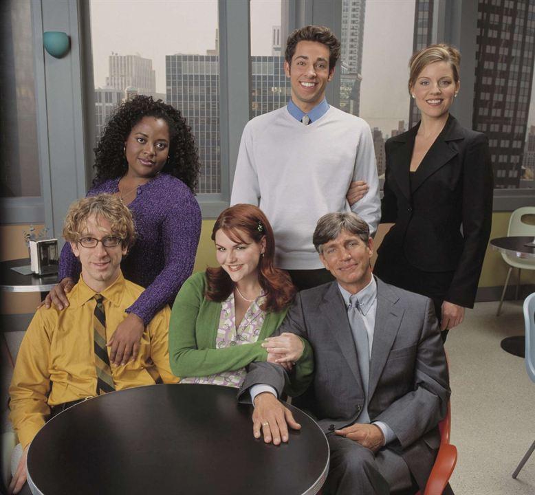 Foto Andrea Parker, Andy Dick, Eric Roberts, Sara Rue, Sherri Shepherd