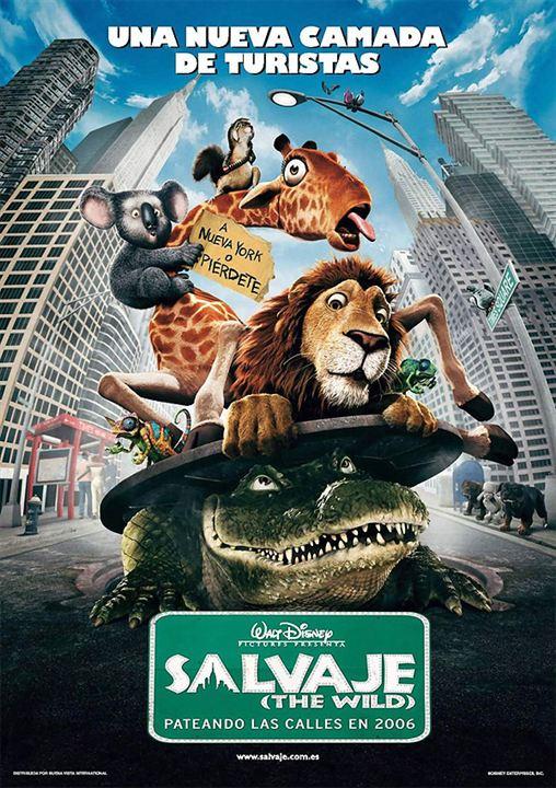 Salvaje (The Wild)