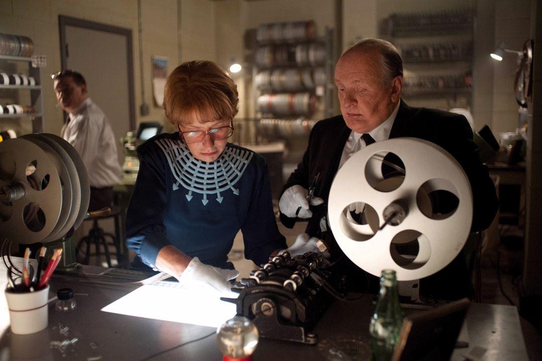 Hitchcock: Anthony Hopkins, Helen Mirren