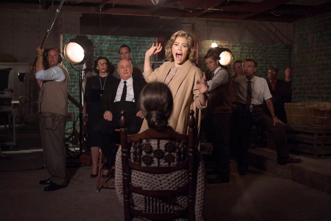 Hitchcock: Toni Collette, Scarlett Johansson, Anthony Hopkins