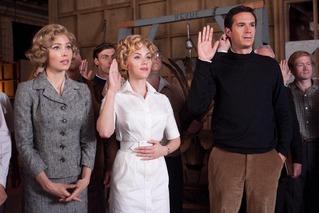 Hitchcock: Jessica Biel, Scarlett Johansson, James D'Arcy