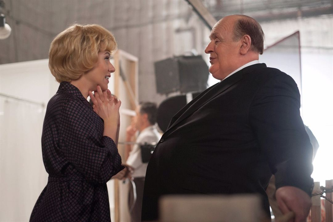 Hitchcock: Anthony Hopkins, Scarlett Johansson