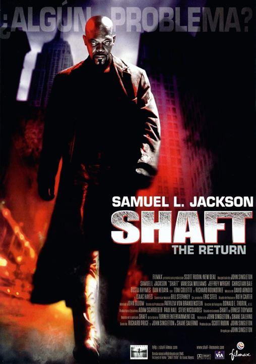 Shaft. The Return
