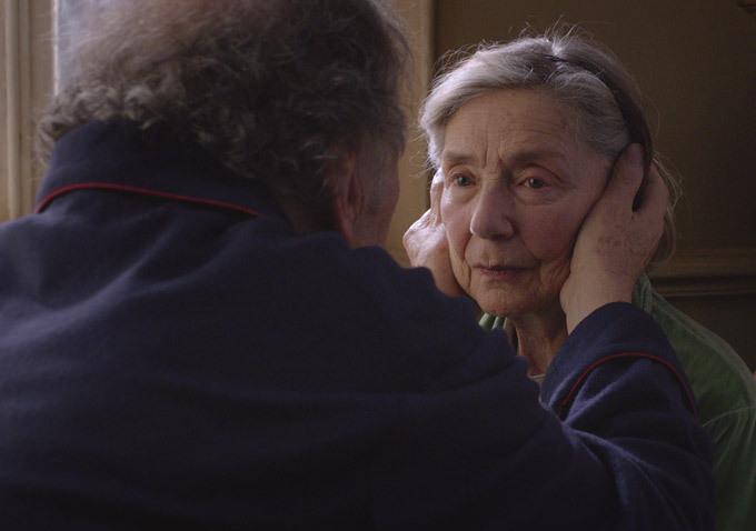 Amor: Emmanuelle Riva, Jean-Louis Trintignant