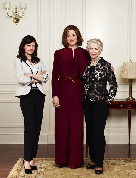 Foto Carla Gugino, Ellen Burstyn, Sigourney Weaver