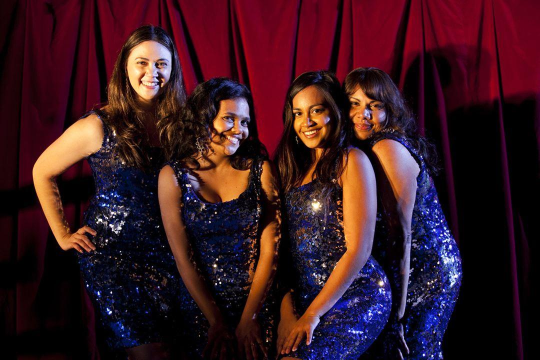The Sapphires : Foto Deborah Mailman, Jessica Mauboy, Miranda Tapsell, Shari Sebbens