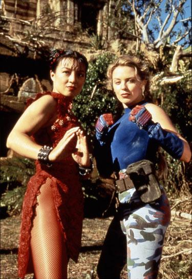 Street Fighter (La última batalla) : Foto Kylie Minogue, Ming-Na Wen, Steven E. De Souza