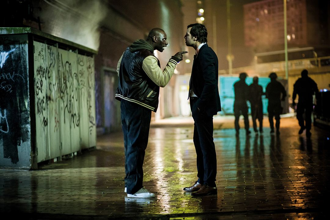 Incompatibles: Omar Sy, Laurent Lafitte