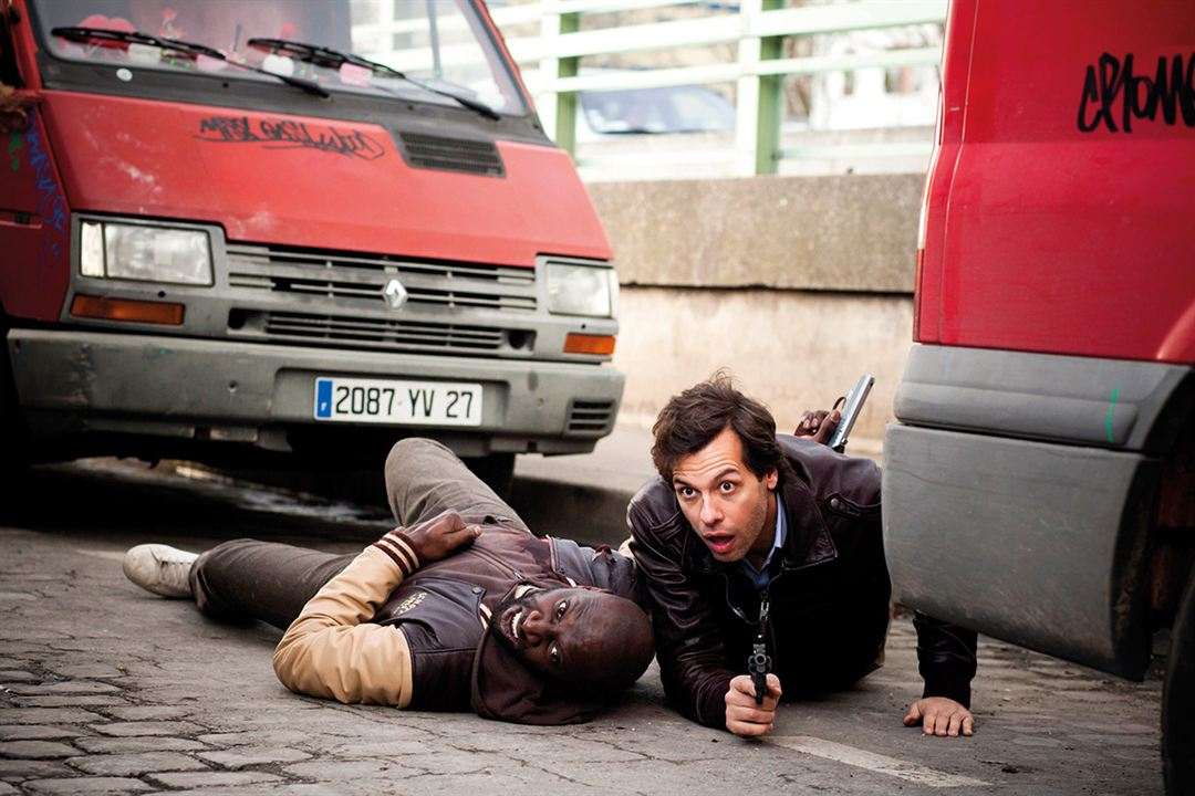 Incompatibles: Laurent Lafitte, Omar Sy
