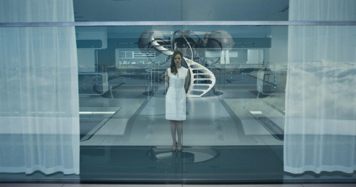 Oblivion: Andrea Riseborough