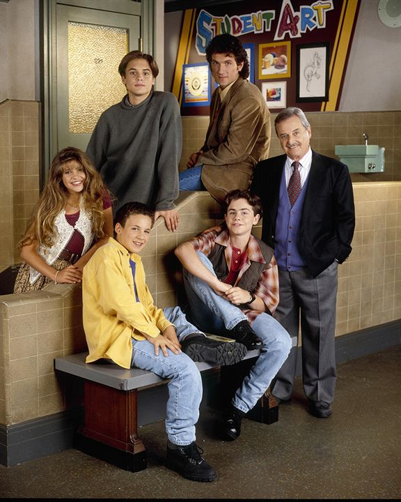 Foto Anthony Tyler Quinn, Ben Savage, Danielle Fishel, Rider Strong, Will Friedle