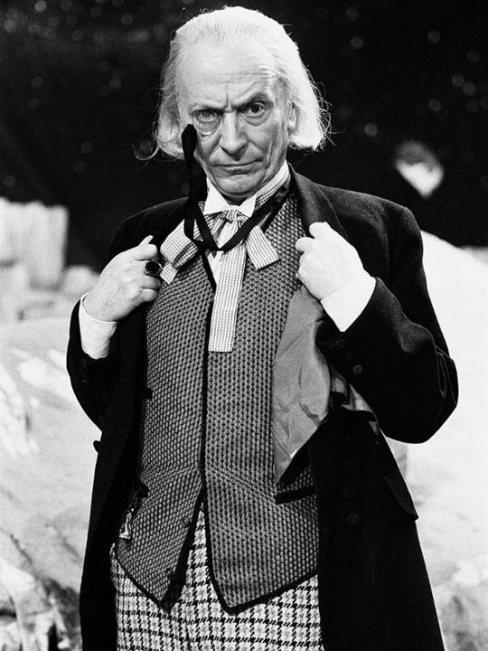 William Hartnell - Primer Doctor