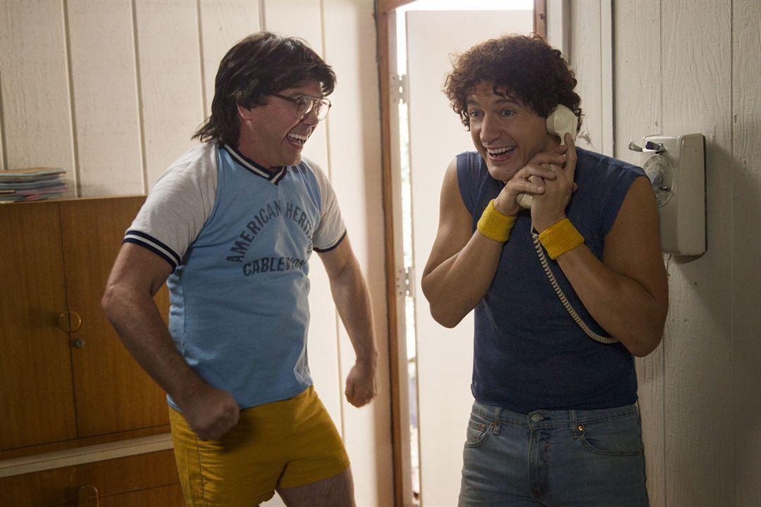 Joe Lo Truglio y Ken Marino