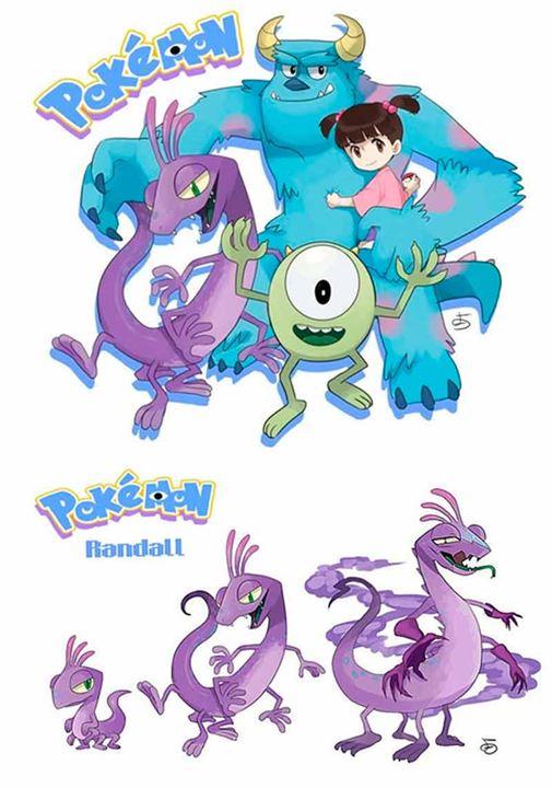 'Pokémon' y 'Monstruos SA'