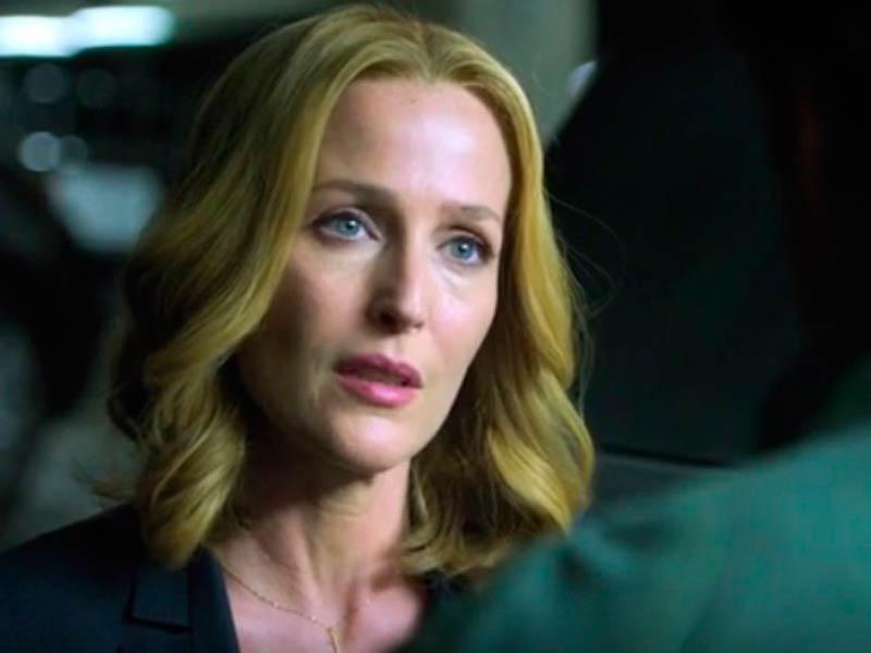 Dana Scully en 'Expediente X'