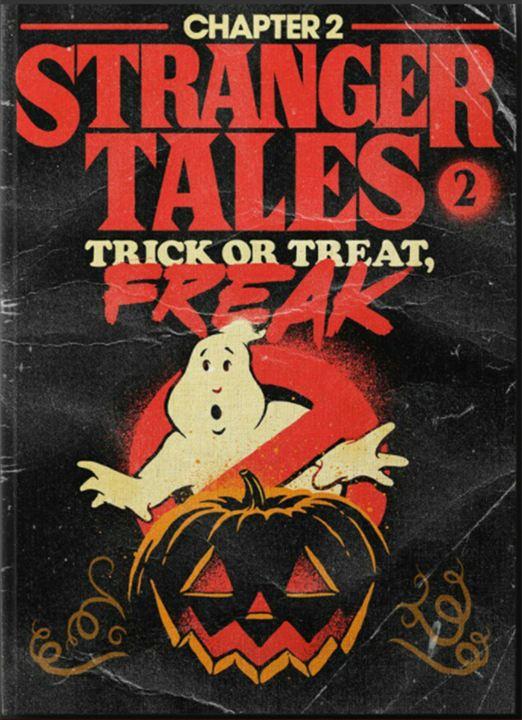 Capítulo 2: 'Trick or Treat, Freak'