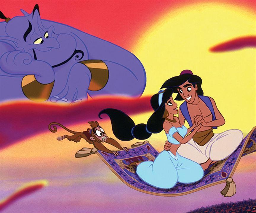 12. 'Aladdin'