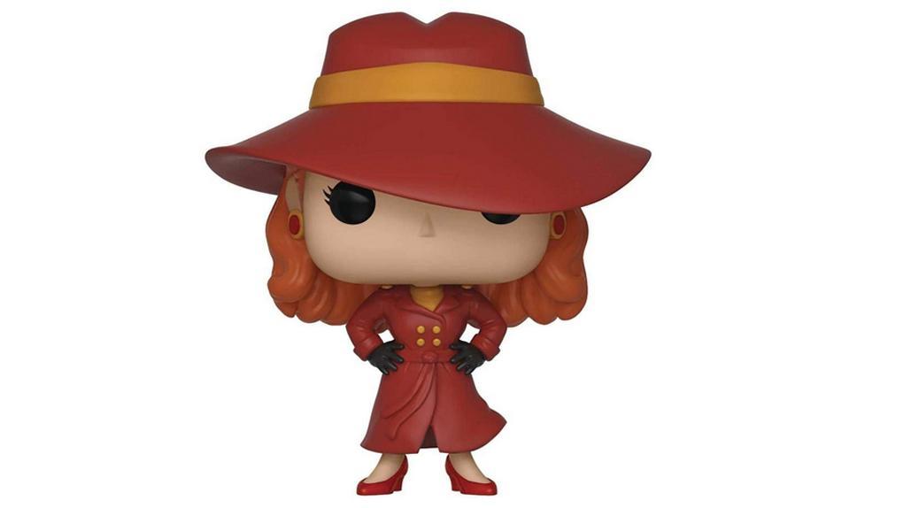 Carmen Sandiego, de 'En busca de Carmen Sandiego'
