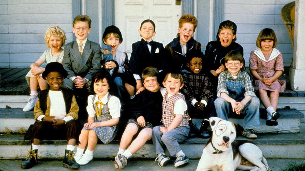 'Una pandilla de pillos' (1994)