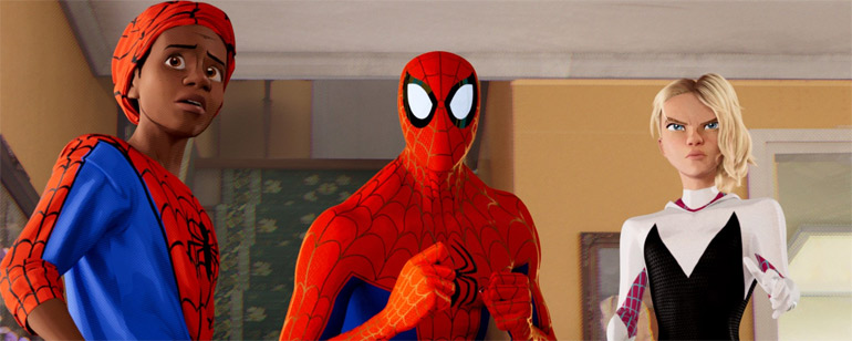 Spider Man Un Nuevo Universo Por Qué Este Spider Man Es Spoiler En La Película Noticias De Cine Sensacine Com