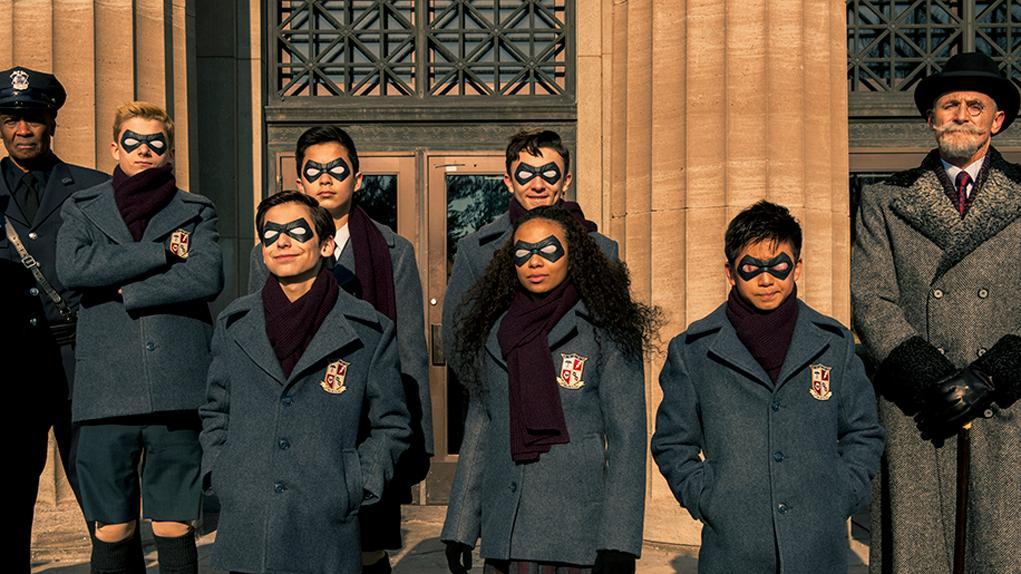 'The Umbrella Academy' (Netflix)