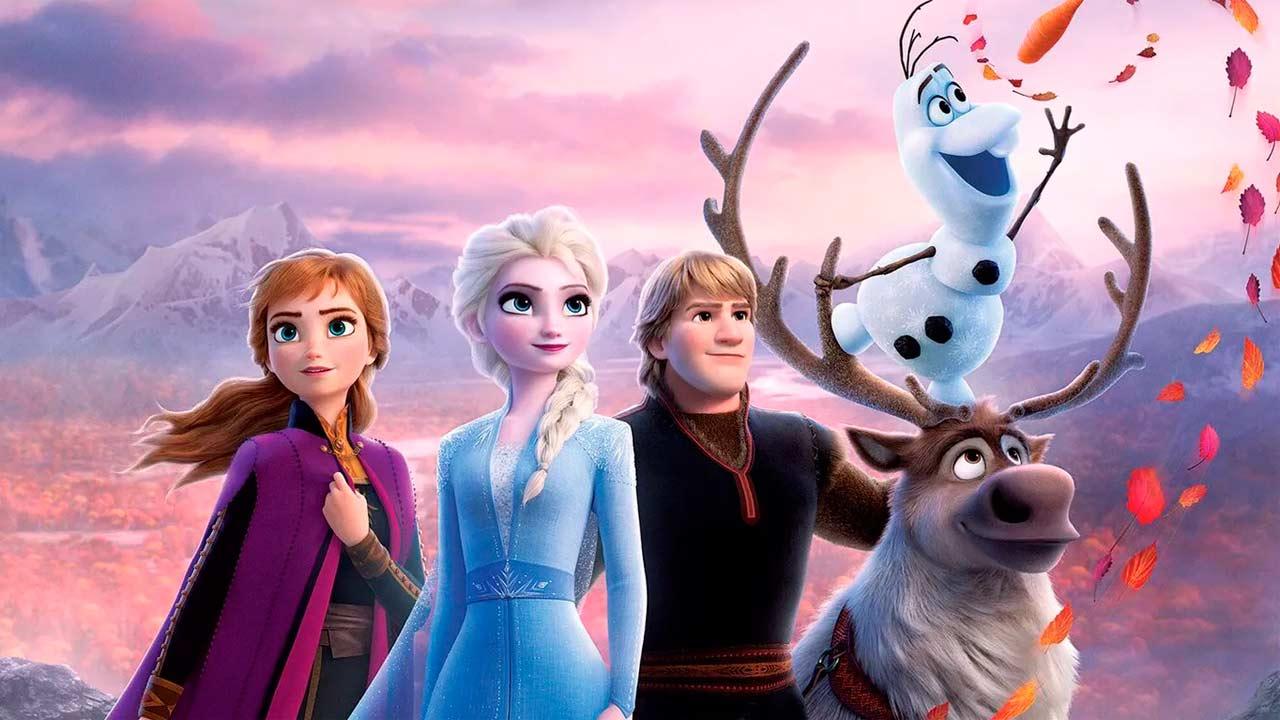 'Frozen 2' en Mejor película de animación