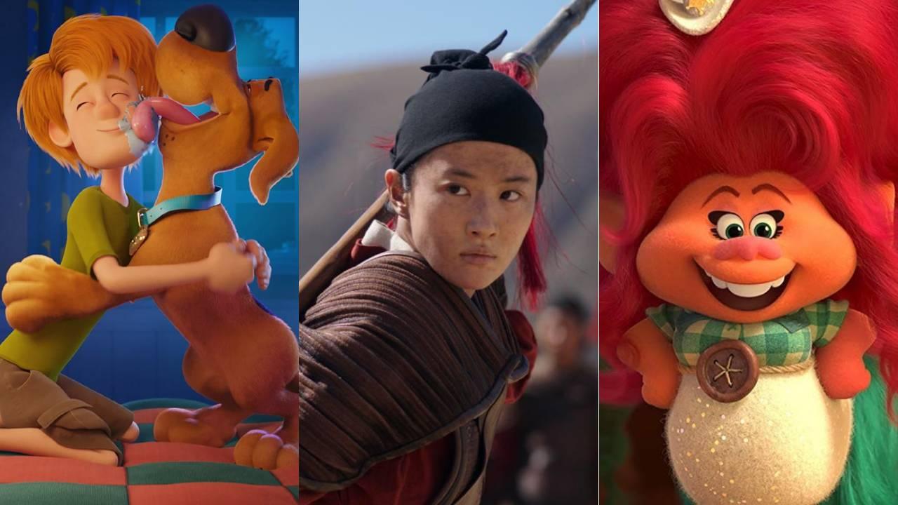 12 Películas Para Niños Que No Puedes Perderte Este 2020 Noticias De Cine Sensacine Com