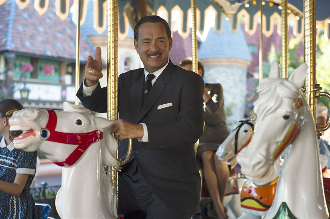 Al encuentro de Mr. Banks (Saving Mr. Banks) : Foto Tom Hanks