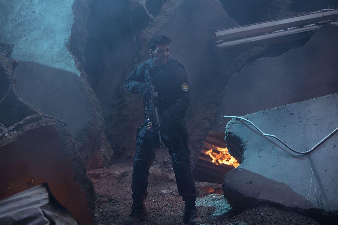 Capitán América: El soldado de invierno : Foto Frank Grillo
