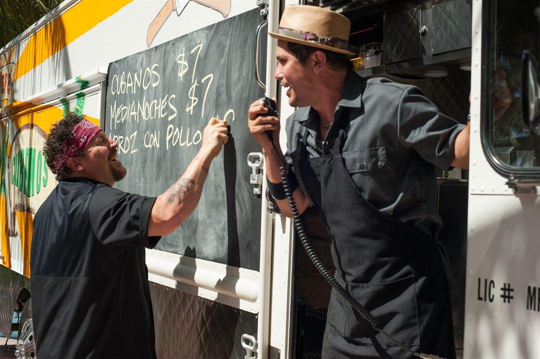 #Chef : Foto John Leguizamo, Jon Favreau
