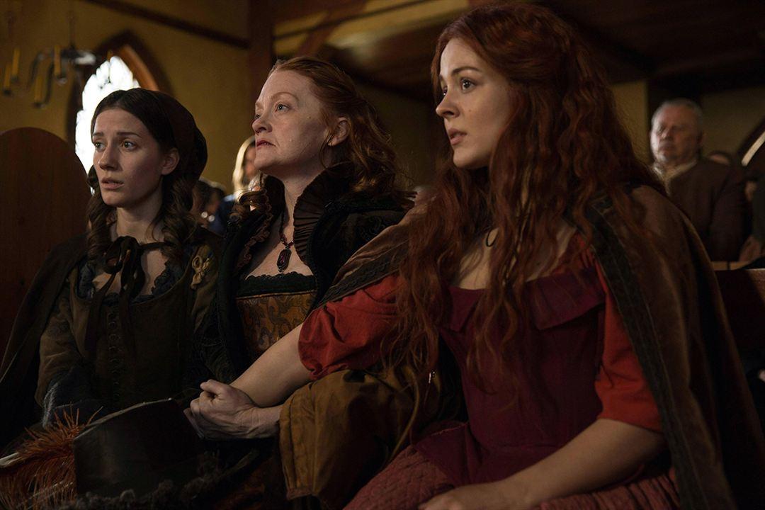 Foto Emily Marie Palmer, Morgana Shaw, Teri Wyble