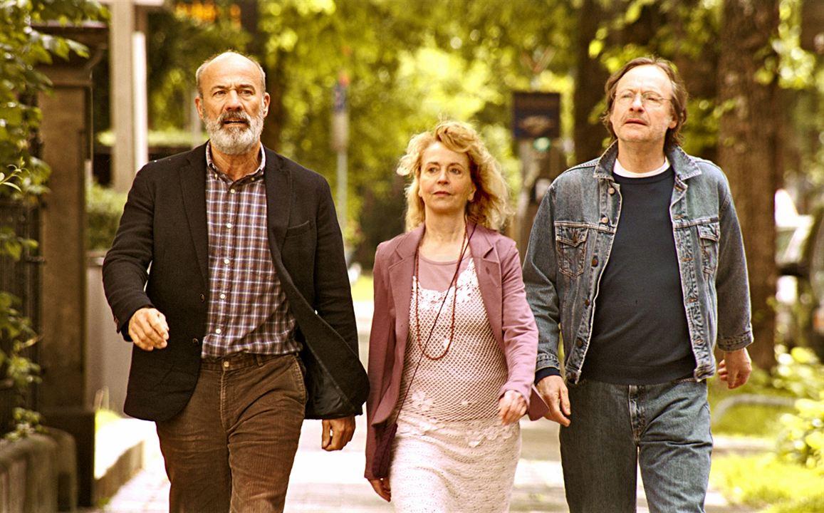 Foto Gisela Schneeberger, Heiner Lauterbach, Michael Wittenborn