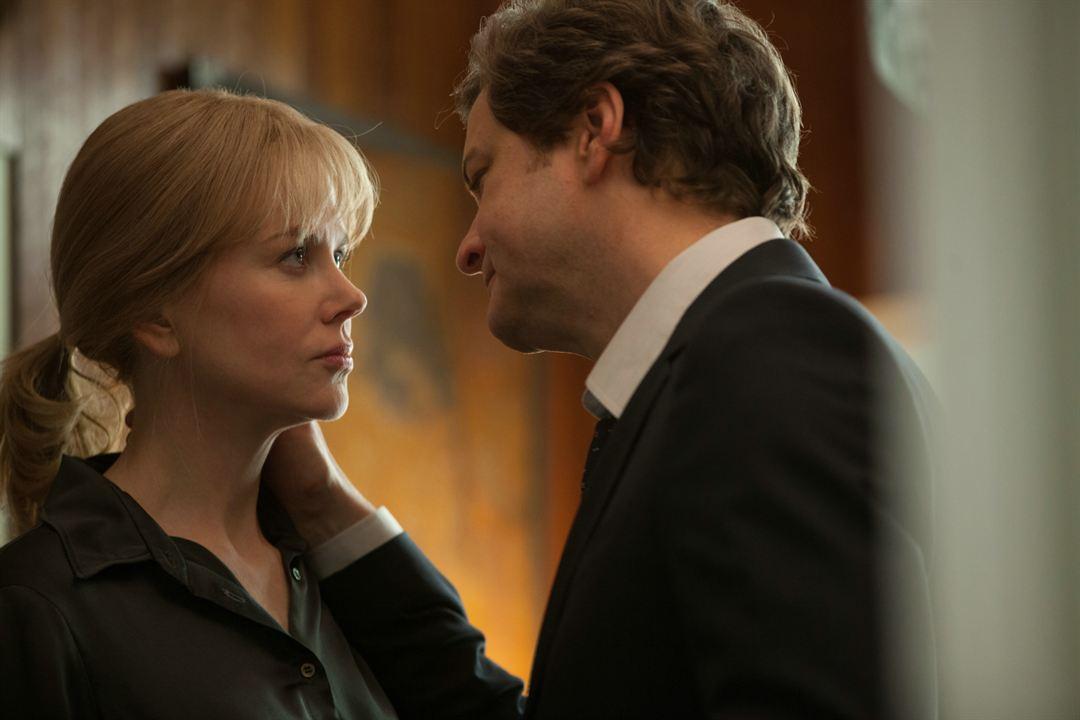 No confíes en nadie: Colin Firth, Nicole Kidman
