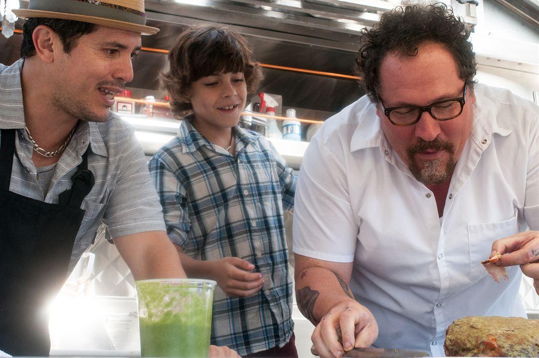 #Chef : Foto Emjay Anthony, John Leguizamo, Jon Favreau