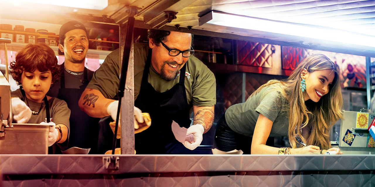 #Chef : Foto Emjay Anthony, John Leguizamo, Jon Favreau, Sofia Vergara