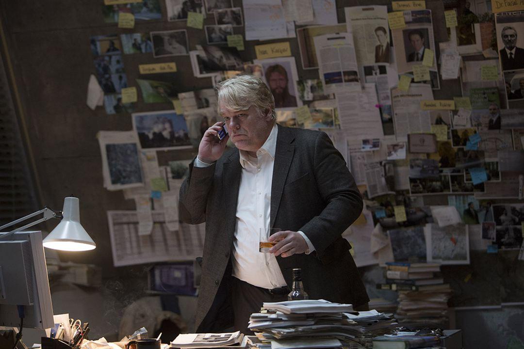 El hombre más buscado: Philip Seymour Hoffman