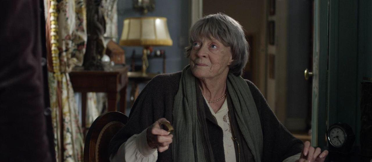 Mi casa en París: Maggie Smith