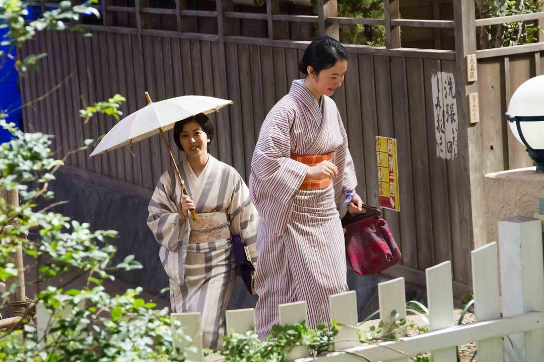 La casa del tejado rojo : Foto Haru Kuroki, Takako Matsu